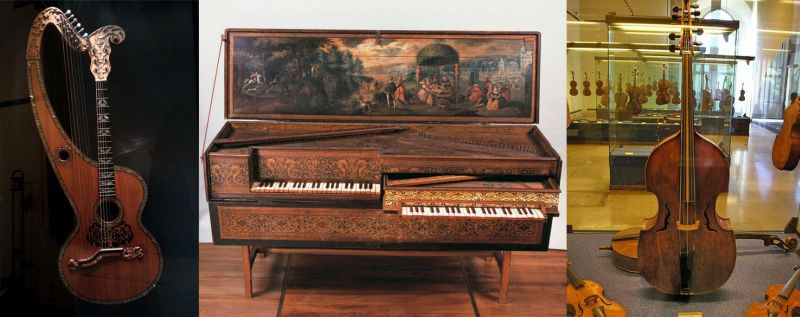 museo strumenti