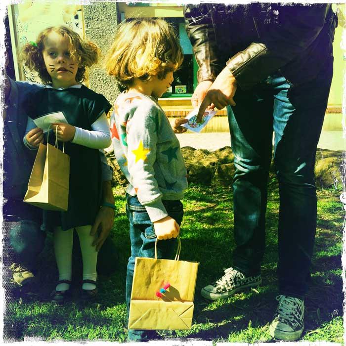 caccia alle uova kinder