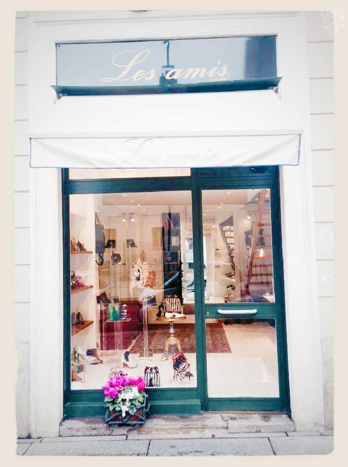 Les amis scarpe da sogno family welcome for Family sogno