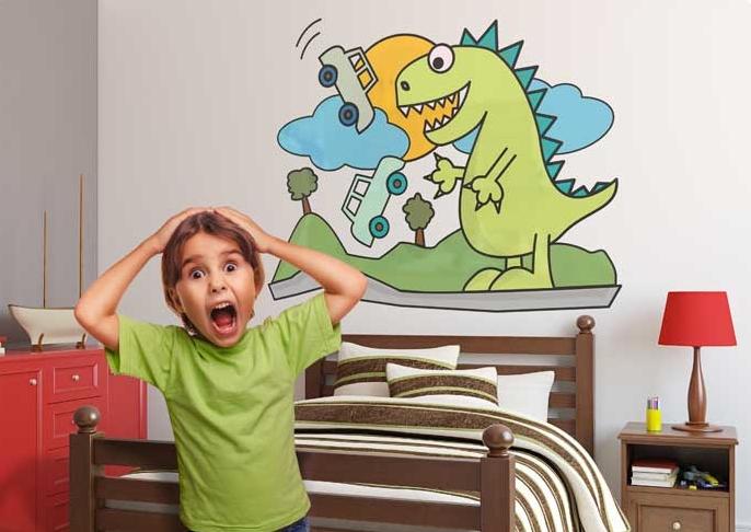 Wallskin wallsticker e adesivi murali per camerette da for Family sogno