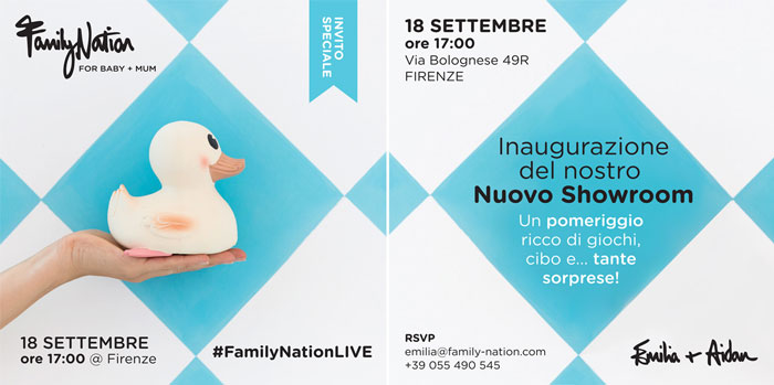 Showroom Family Nation