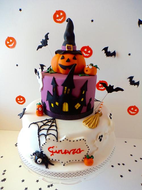 Irene Cake Design Roma : 15 idee originali per una festa di Halloween Super ...