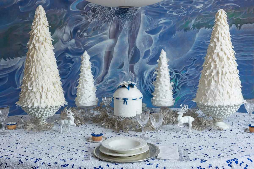 Irene Cake Design Roma : Decora il tuo Natale con Irene Cake Design - Family Welcome
