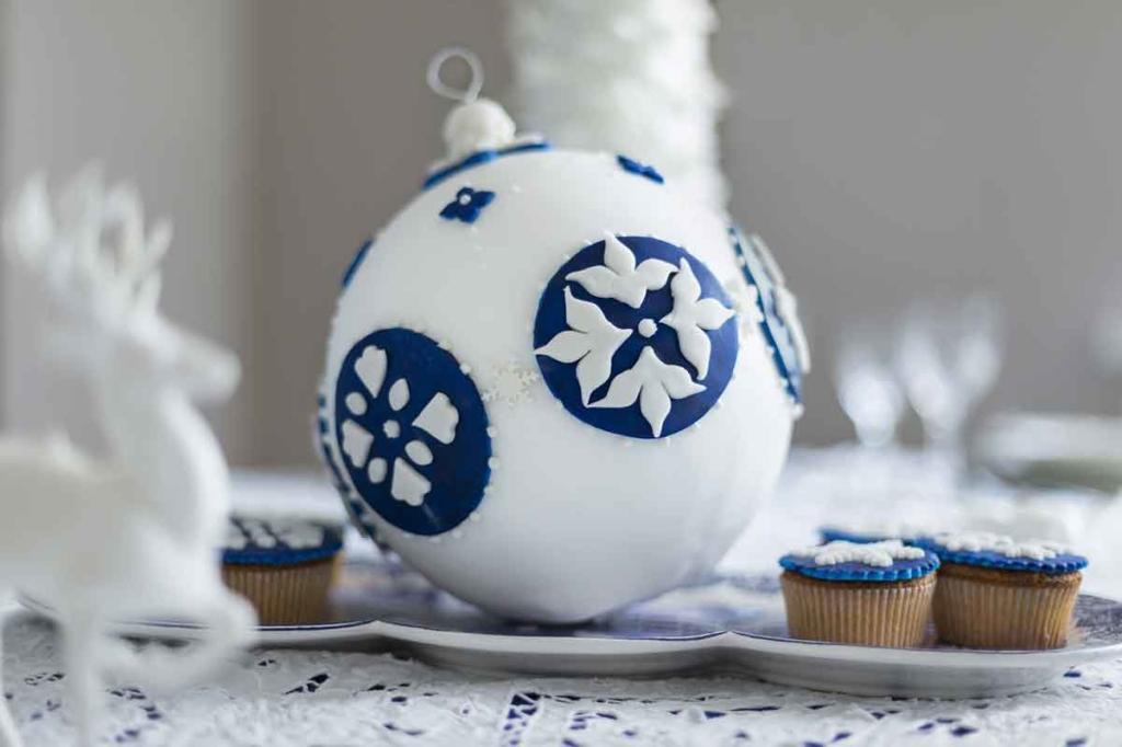 Decora il tuo Natale con Irene Cake Design - Family Welcome