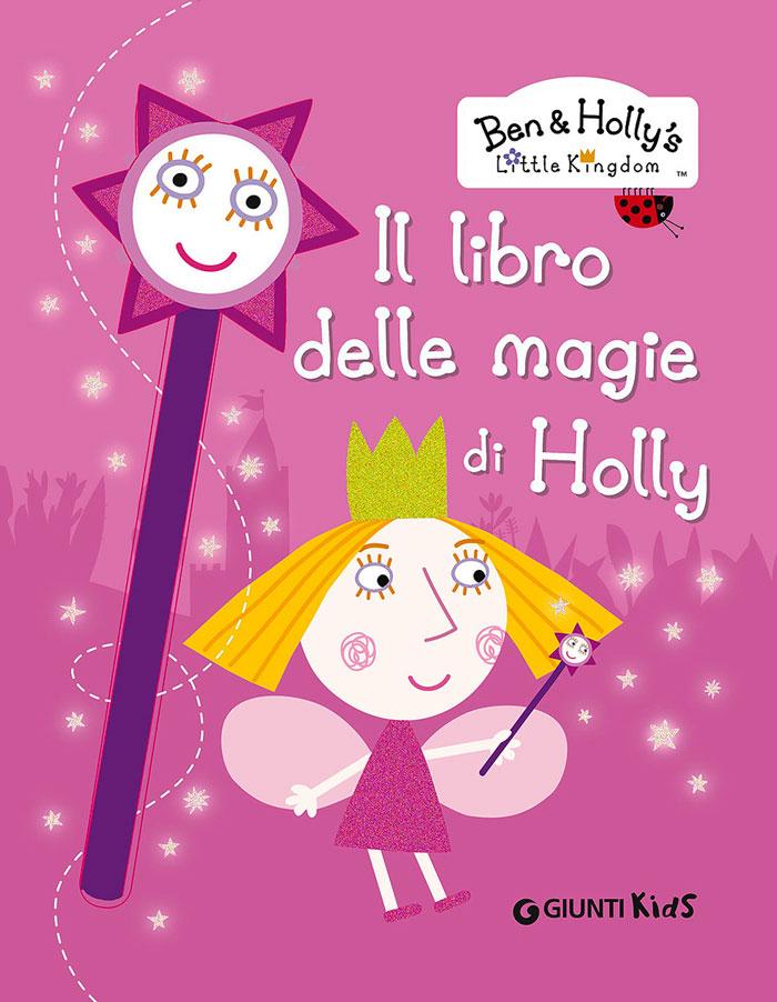 libro delle magie di Holly