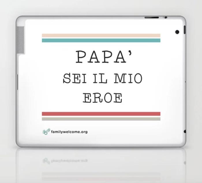 festa-del-papa-skin-ipad