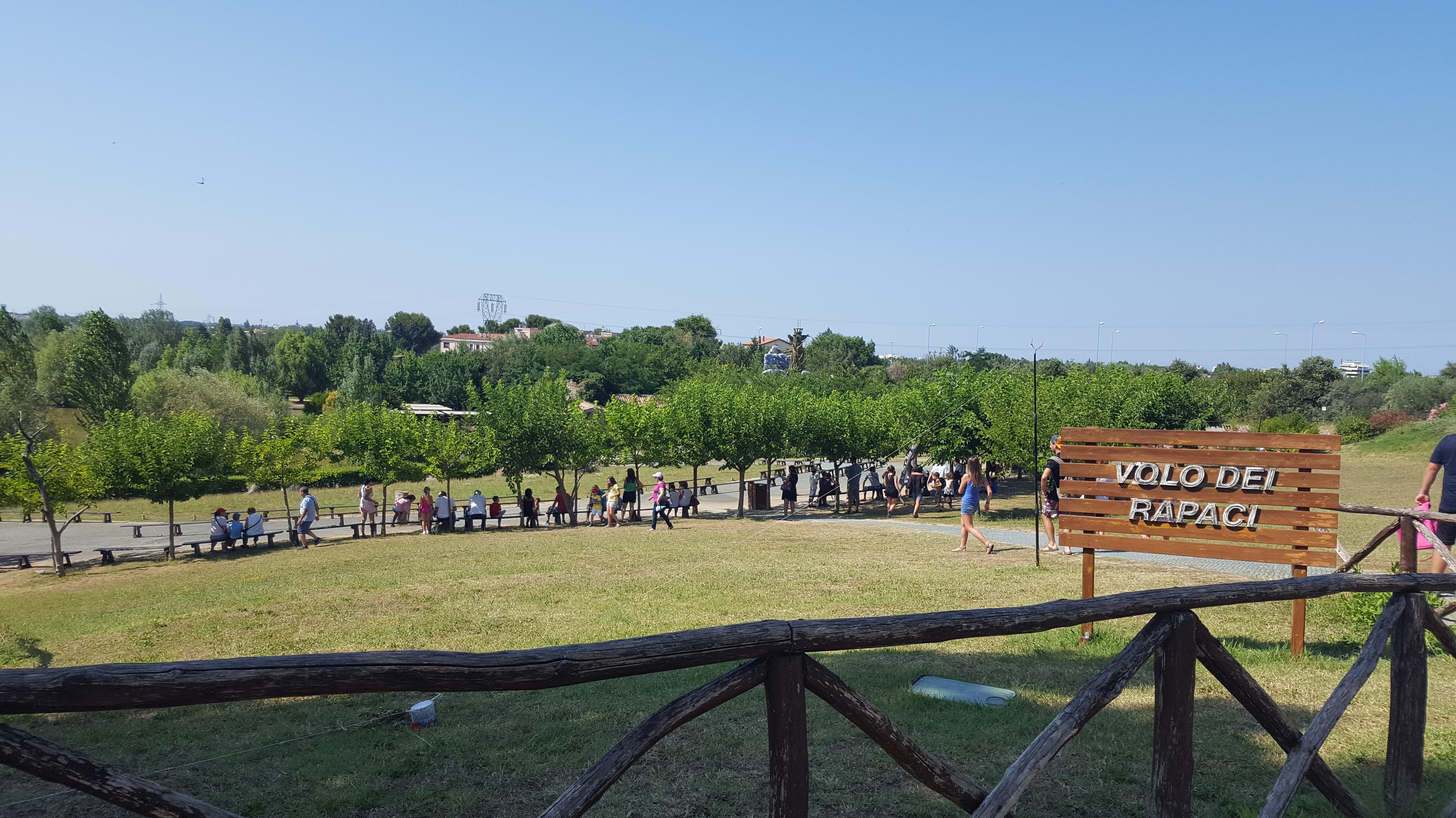 parchi della riviera