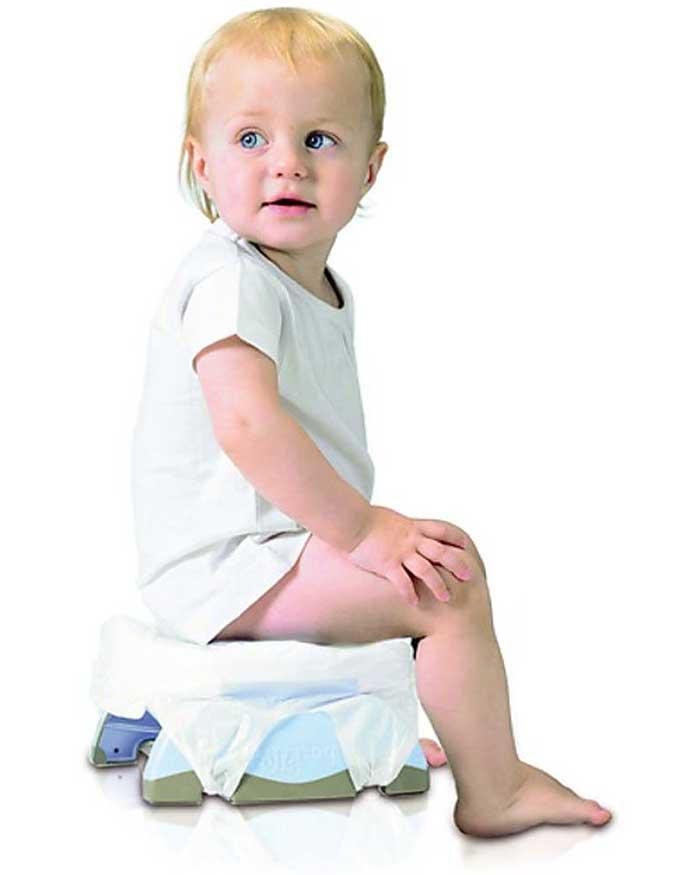 valigia del bebè vacanze