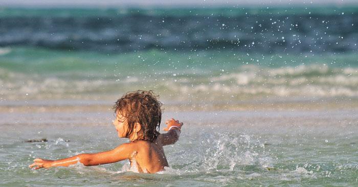 paura del mare