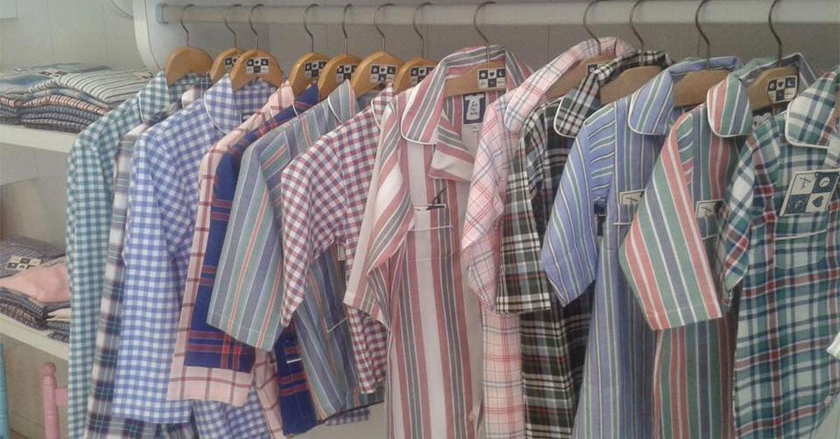 nuovo concetto 30067 98af2 Five to Nine pigiami da 0 a 100 anni - Family Welcome