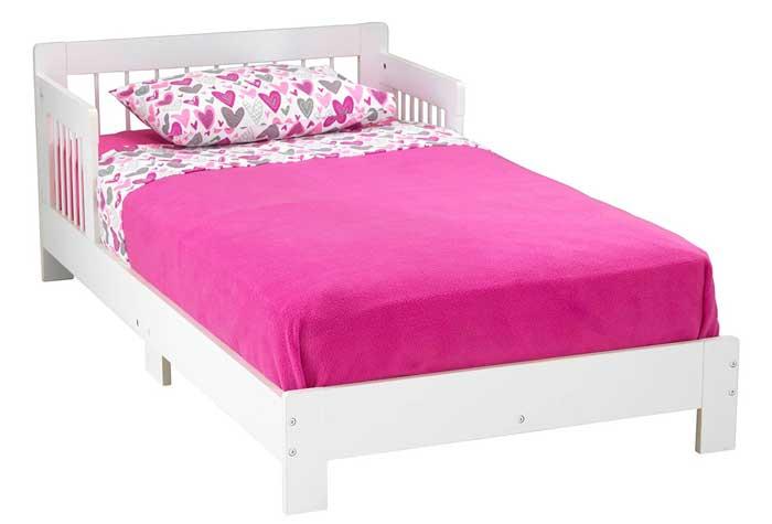 Il passaggio dal lettino con le sbarre a un letto vero e - Sbarre per letto ...