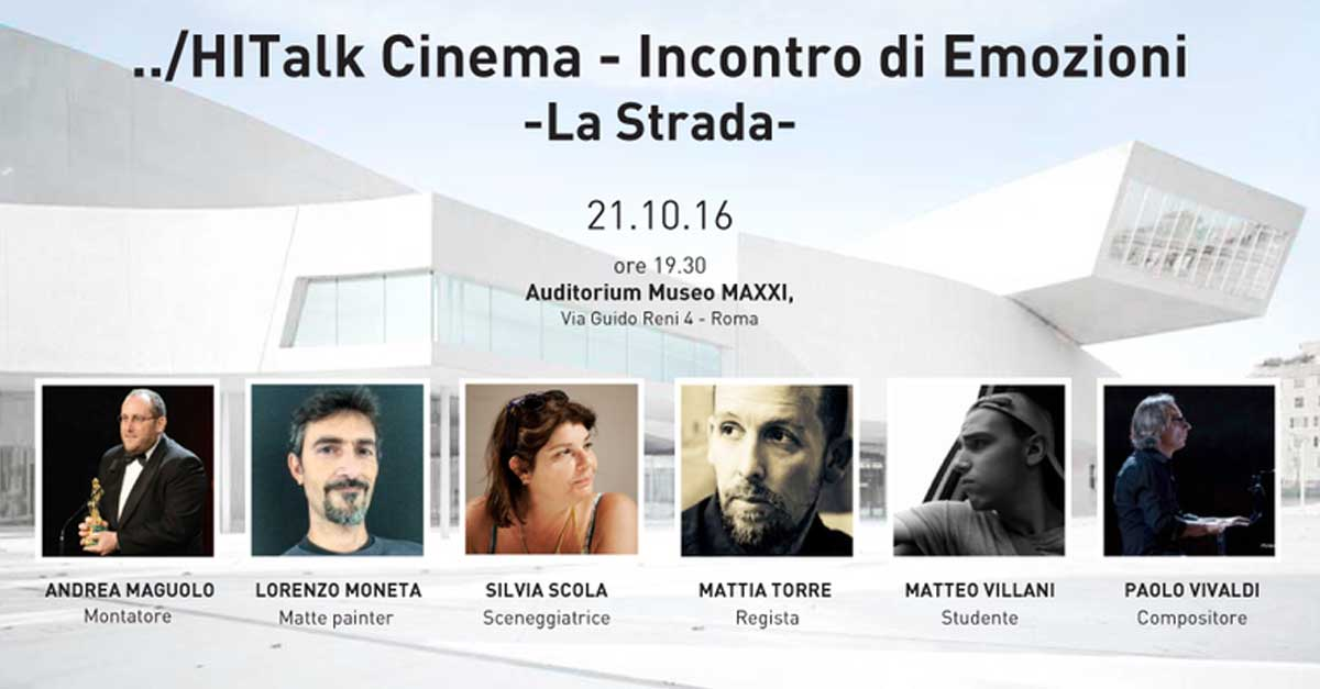 Hitalk cinema