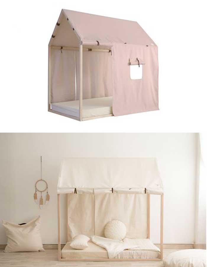 20 idee per realizzare una cameretta montessori da sogno - Letto montessori ...