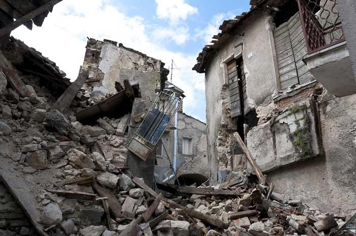 spiegare il terremoto ai bambini