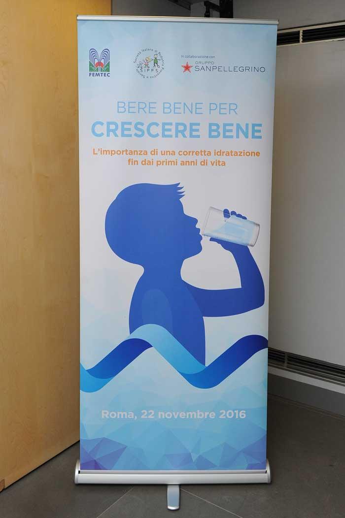 idratazione dei bambini