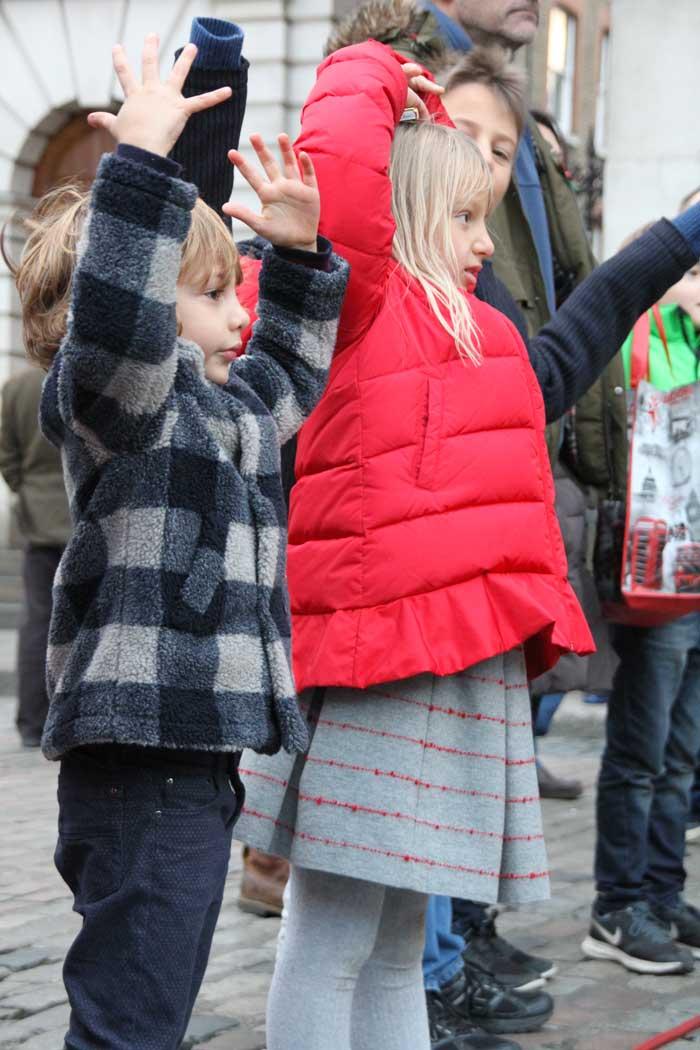 Natale a Londra con i bambini