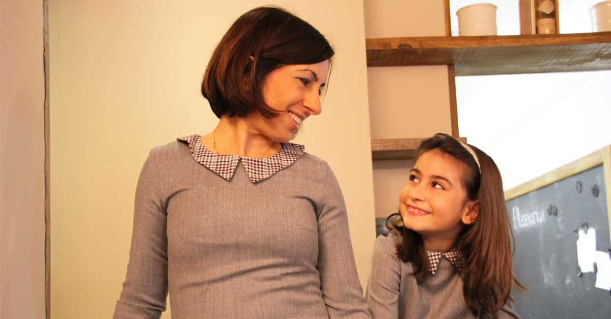 mamma e figlia