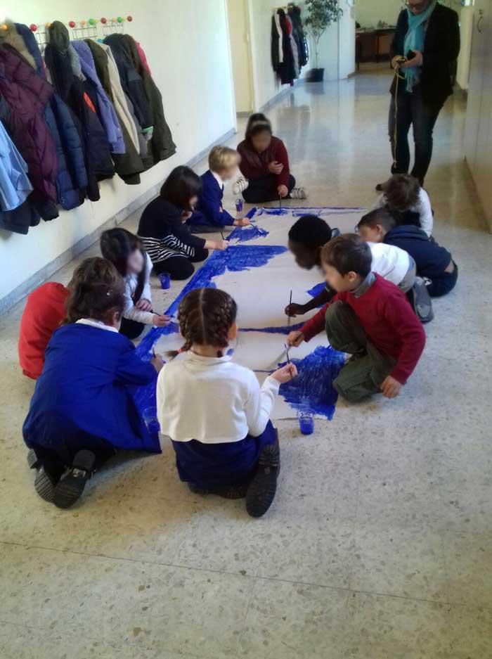 scuola del centro di Roma
