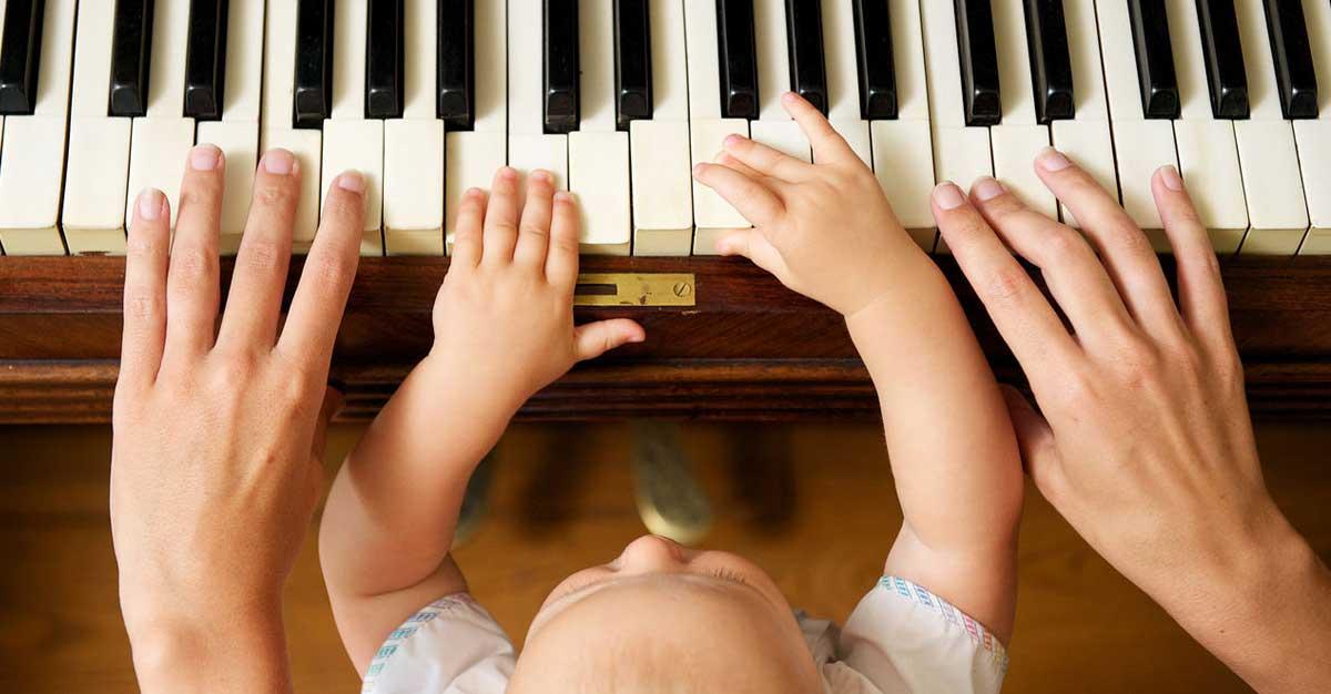 musica nello sviluppo dei bambini