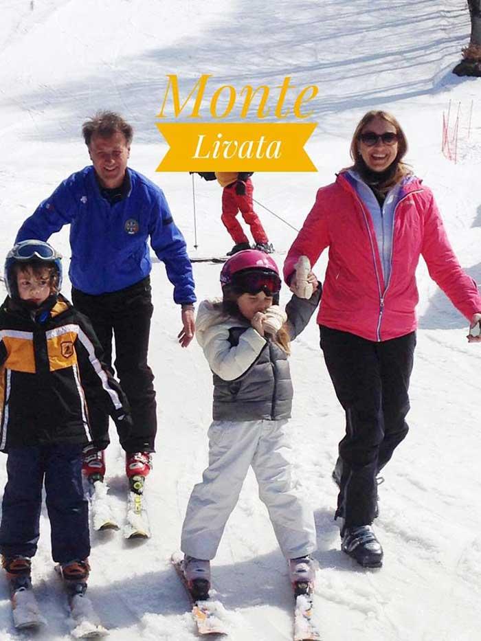 lezioni di sci a Monte Livata