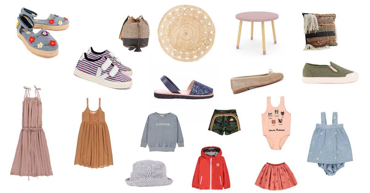 shopping per l'estate