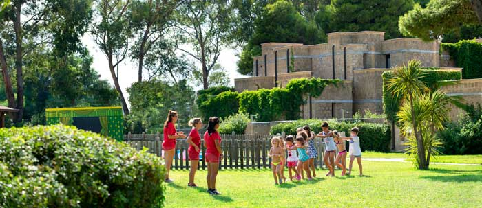 Calabria family friendly