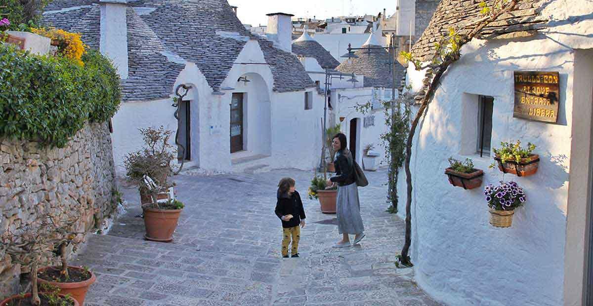 La Puglia Con I Bambini Tra Sogno E Realt Family Welcome