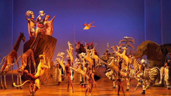 musical di Broadway