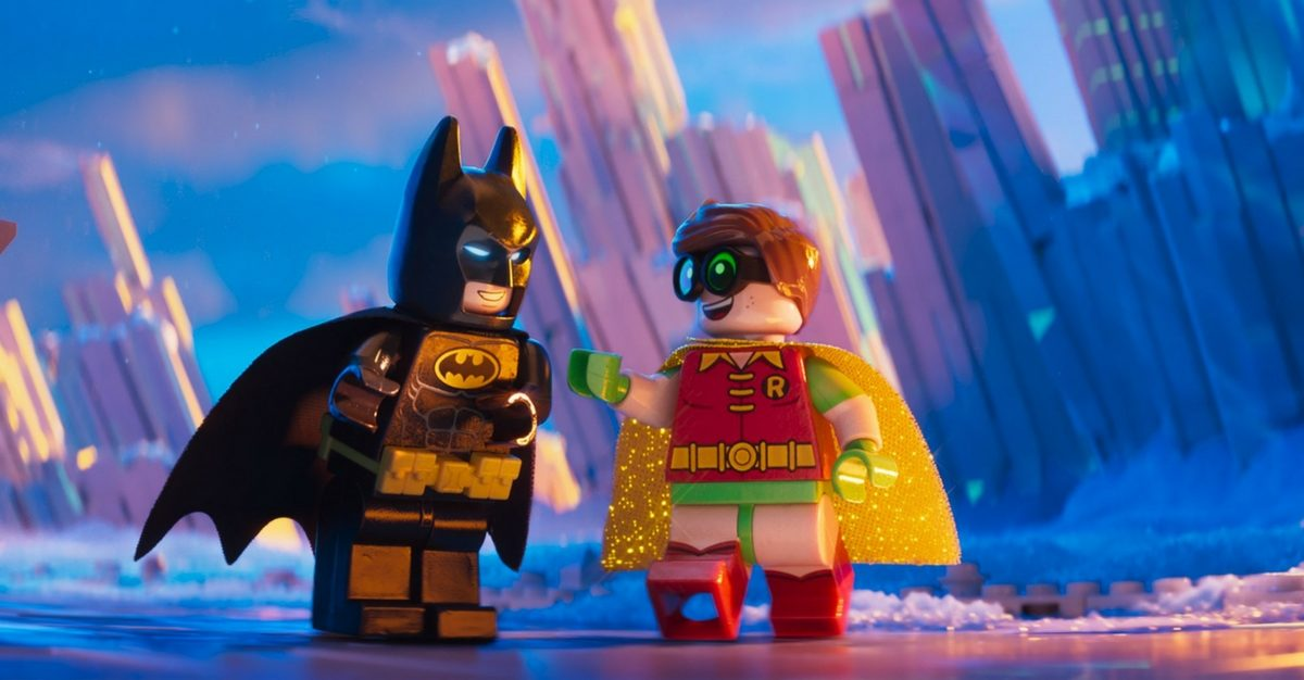 Lego® Batman: il film