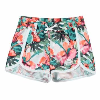 shorts-mare-corti-fiori-tropicali