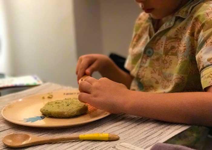 burger bio per bambini