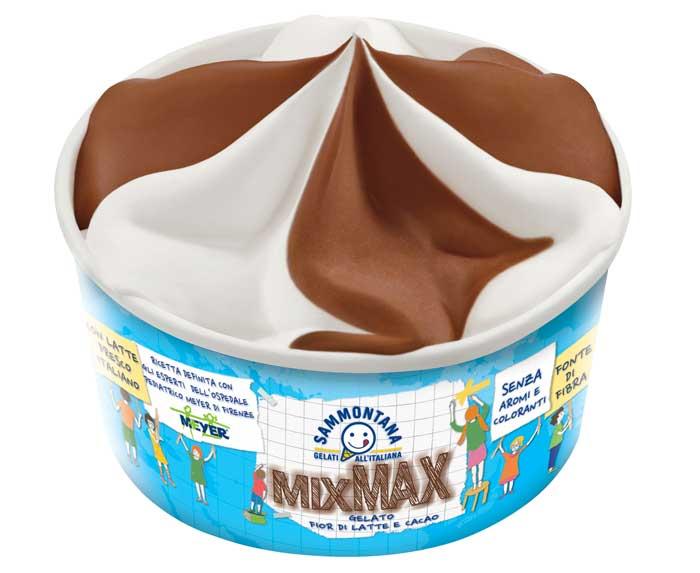gelato senza latte