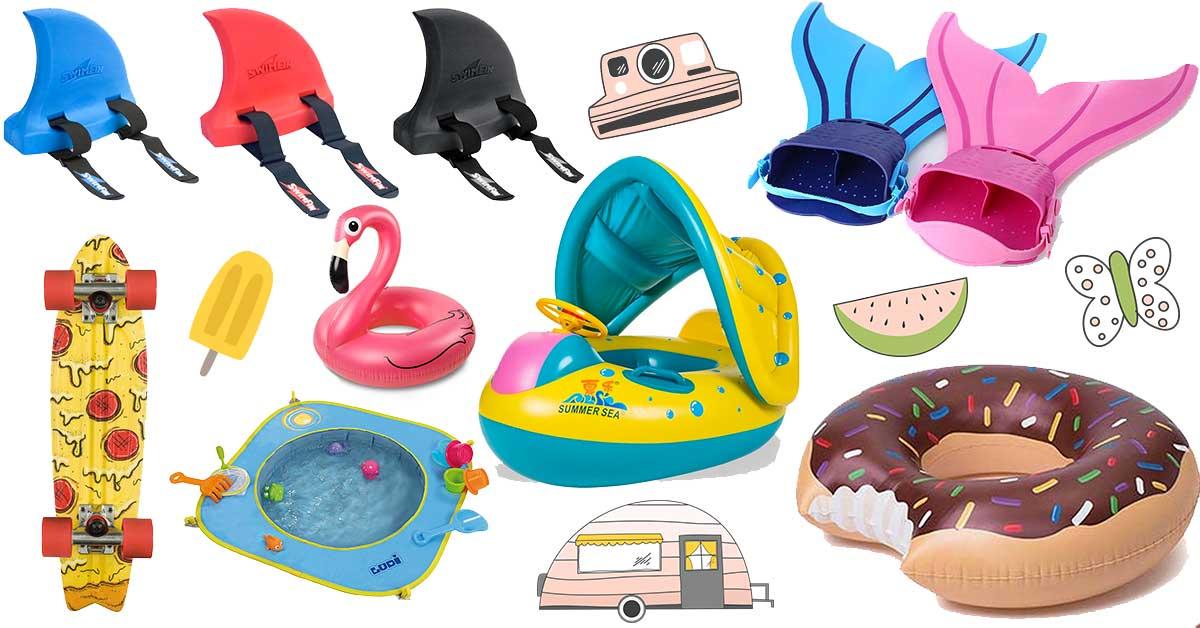 Le idee più belle per i giochi da spiaggia Family Welcome
