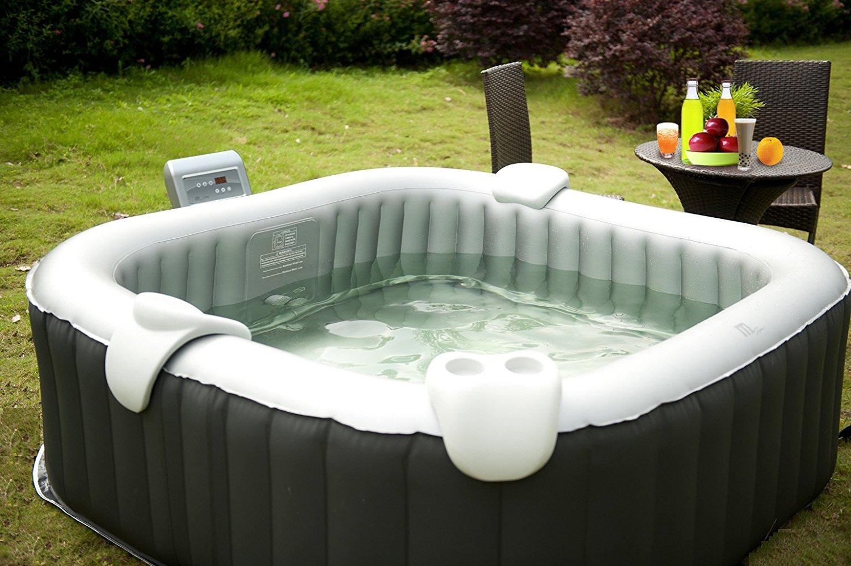 Le migliori piscine da giardino combattiamo il grande - Piscina jacuzzi da esterno ...