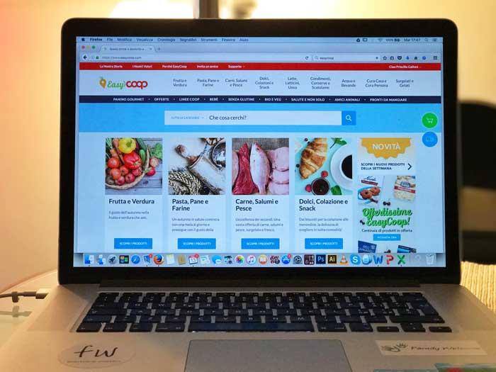 spesa online a domicilio easycoop