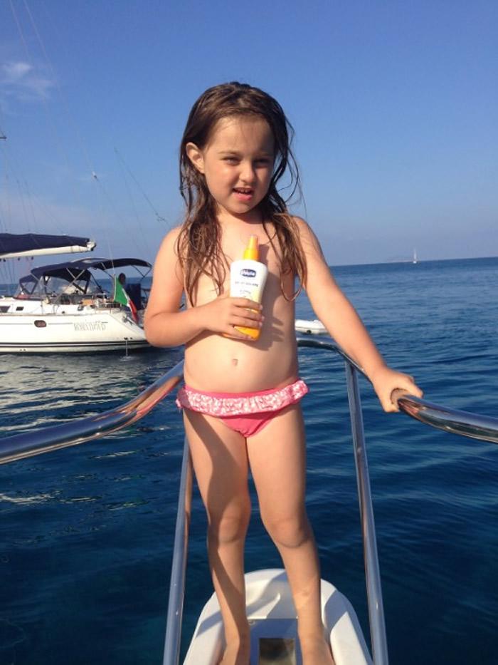 Viaggiare in barca con i bambini