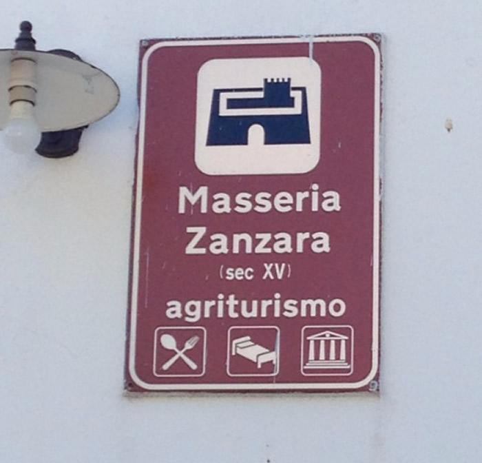Togo e Masseria Zanzara