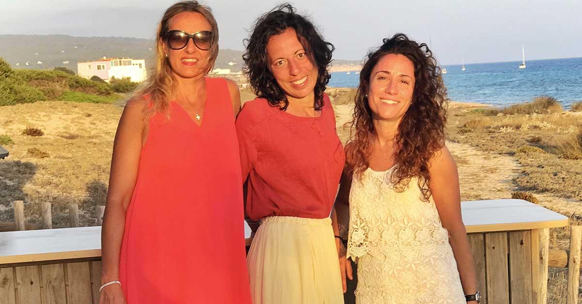 convivere con gli amici in vacanza
