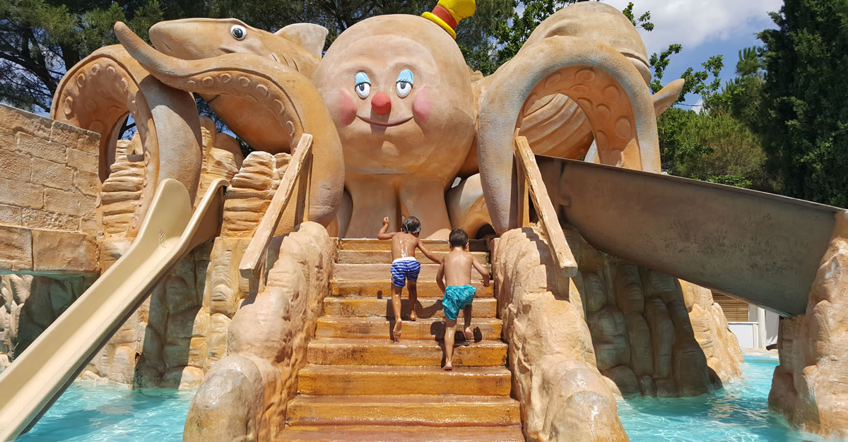 Parco Acquatico Le Caravelle