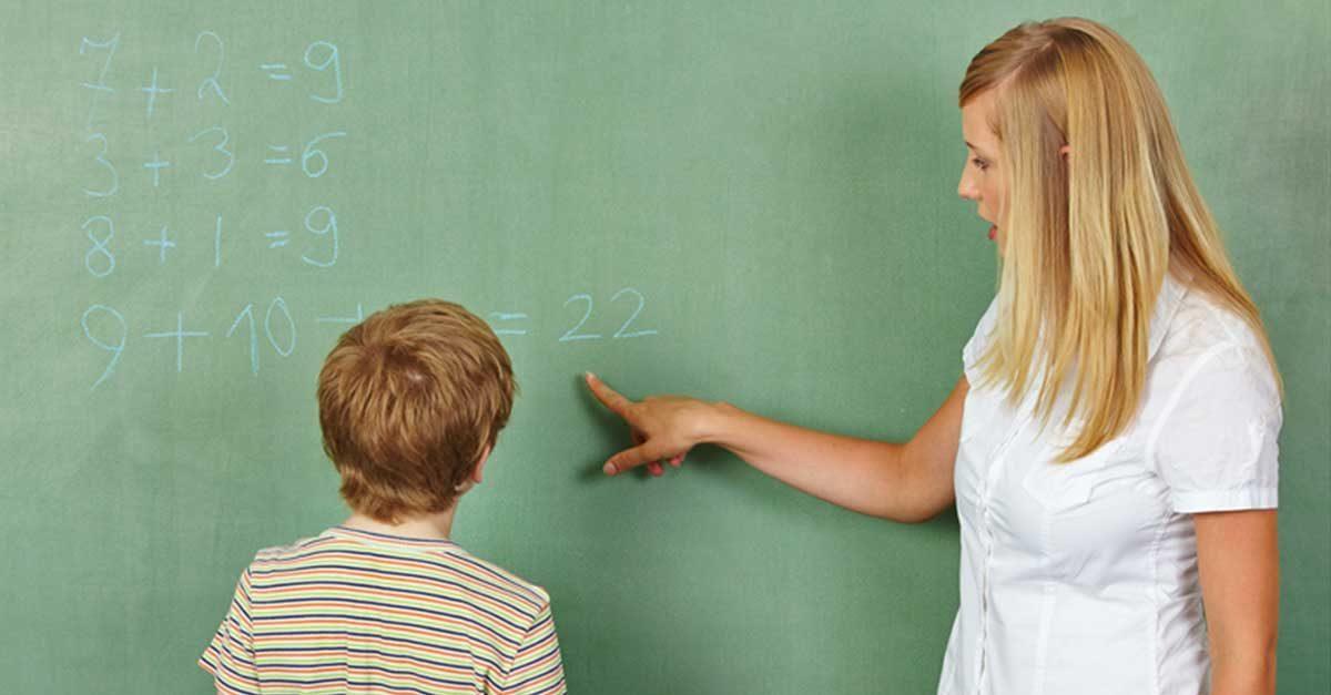 cosa una maestra non dovrebbe mai fare