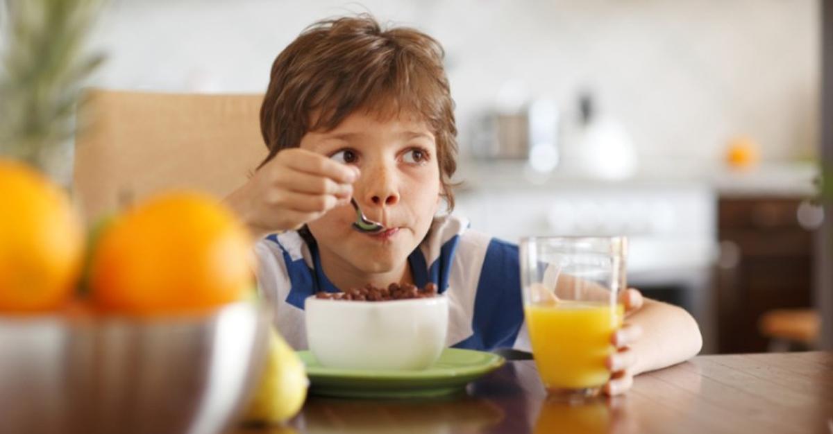 Il menù giusto per il rientro a scuola