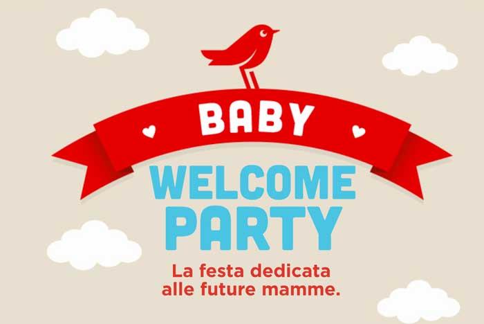 festa per la nascita del bebe