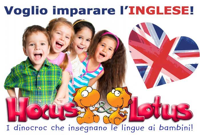 inglese per i bambini
