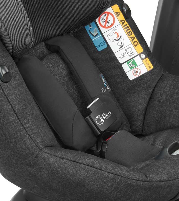seggiolino auto più sicuro