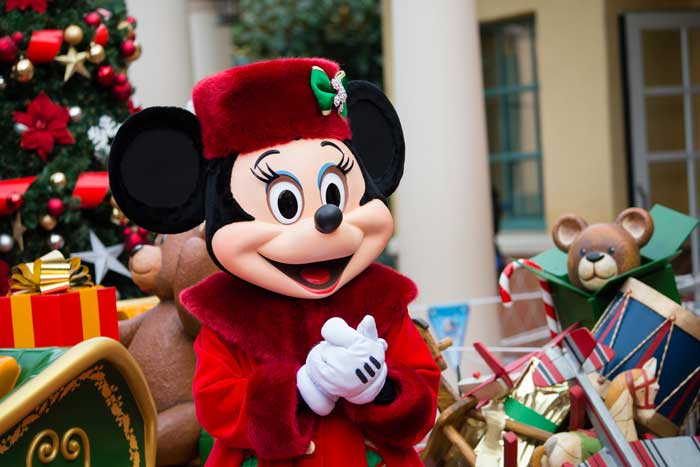 Disneyland Paris a Natale 2017