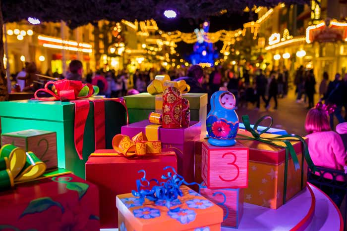 Disneyland Paris a Natale 2017