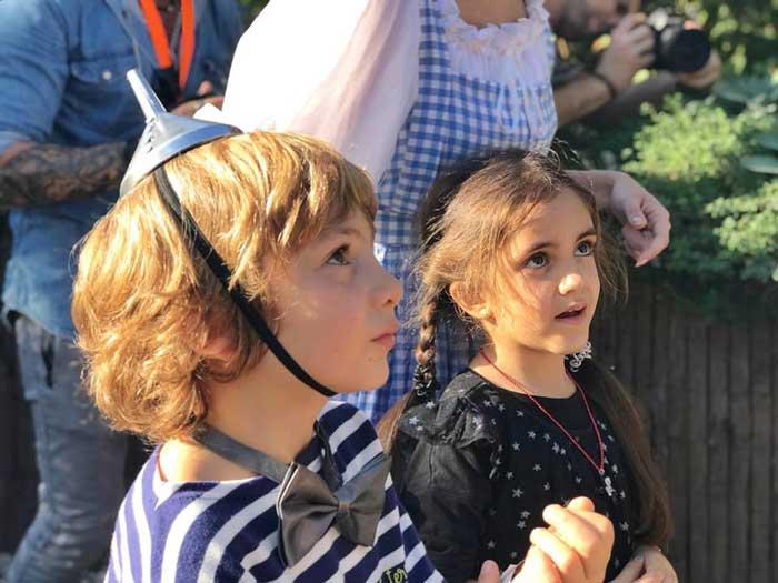 Dorothy e Le meraviglie di Oz in tv