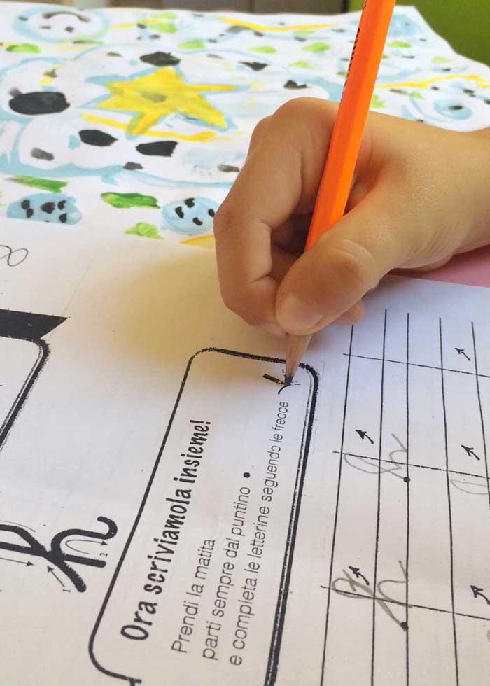consigli per aiutare i bambini a fare i compiti