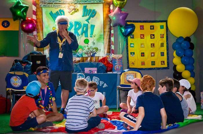 feste per bambini a casa roma