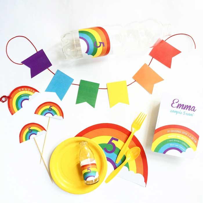 Party Kit stampabili